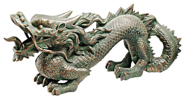 Dragon asiatique