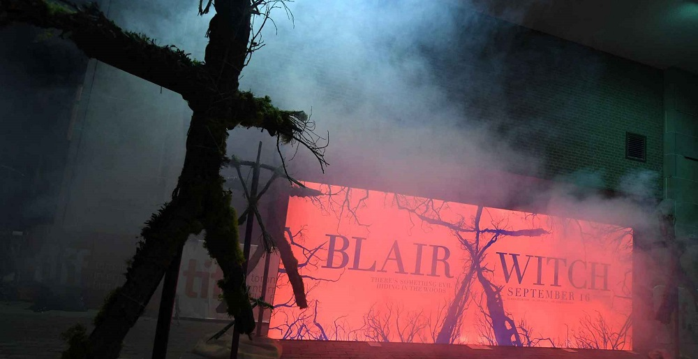 Histoire projet Blair Witch