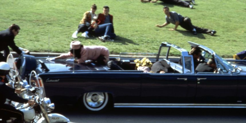 Théories du complot - Assassinat de JFK