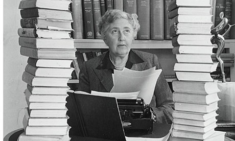 Disparition Agatha Christie