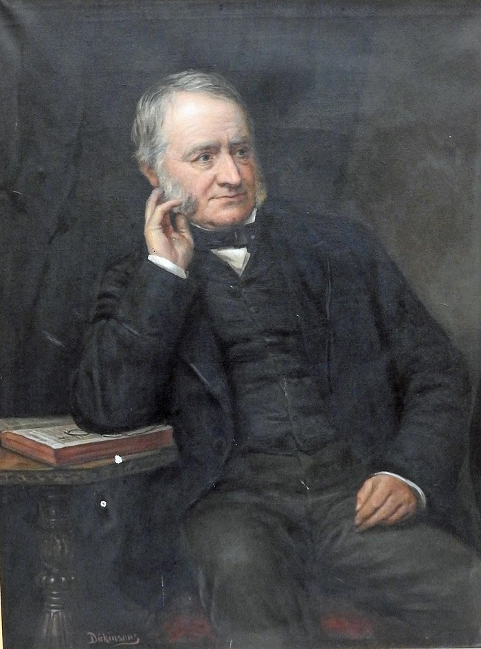 Portrait de Thomas Henry Hope