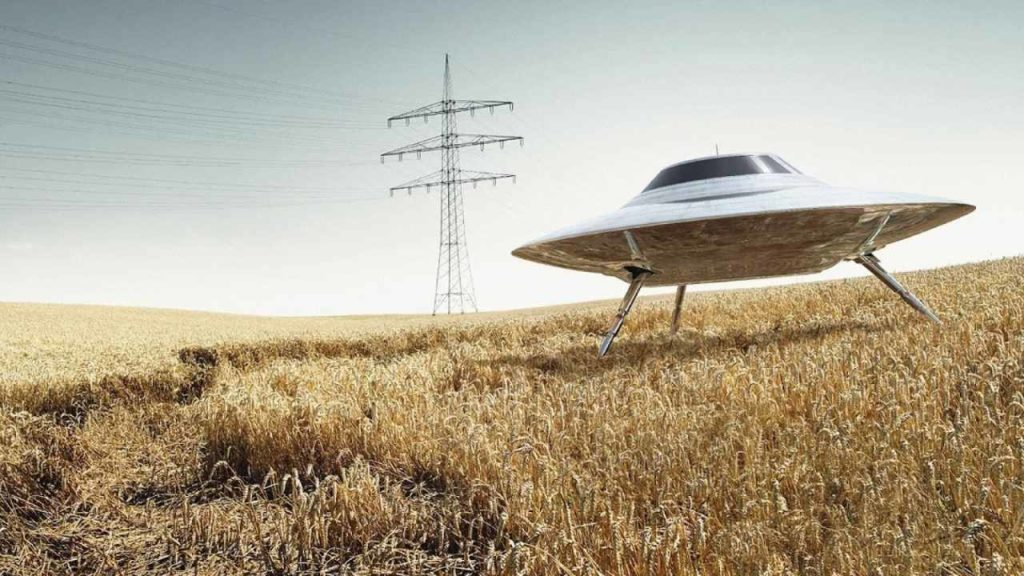 ufo crop circle extraterrestre